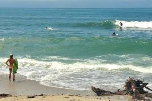 burros surf spot puerto vallarta