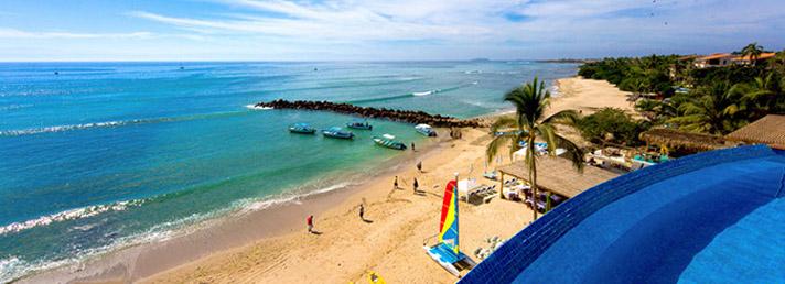el anclote surf puerto vallarta panorama