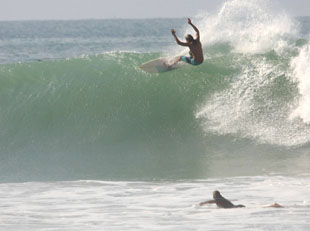 la lancha cutback surf puerto vallarta