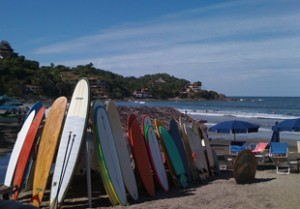 surfboards sayulita surf puerto vallarta